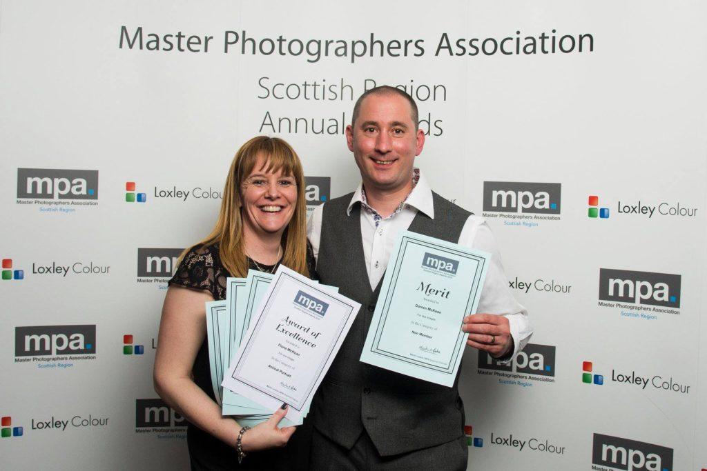 Award winning photographer Fiona McKean