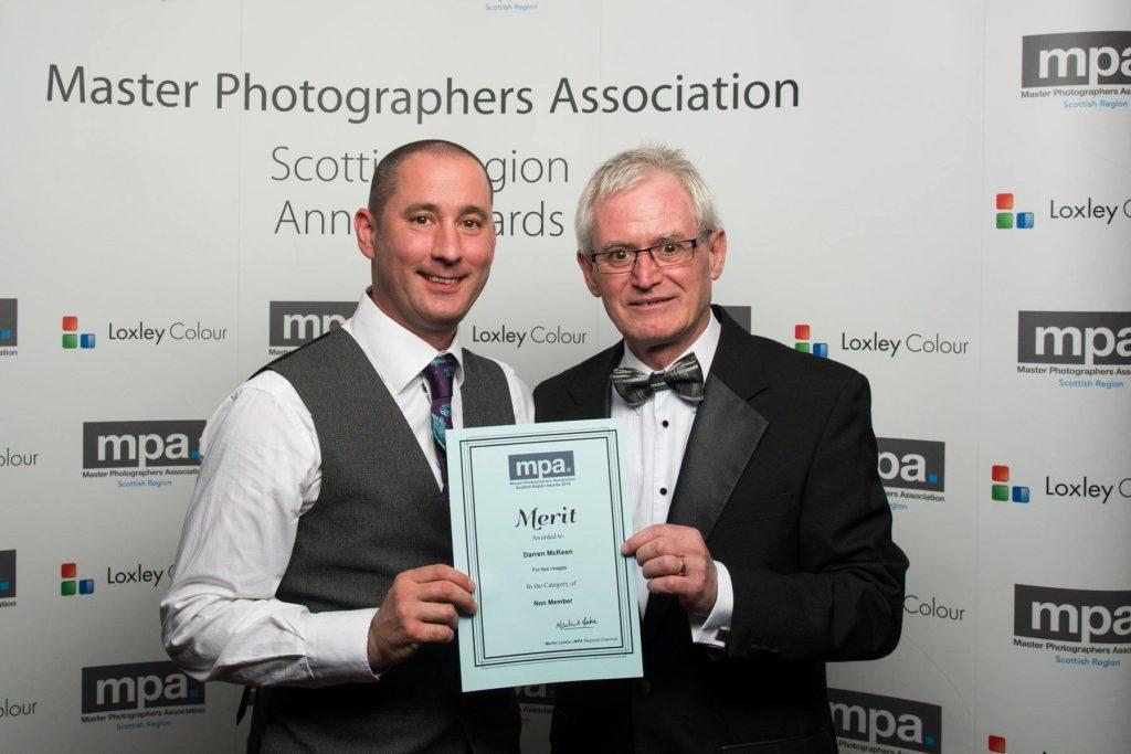 Award winning Photographer Darren McKean