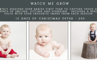 12 Days of Christmas Offer – Day 8                         Watch Me Grow