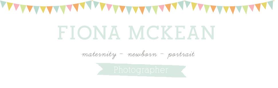 Fiona McKean logo